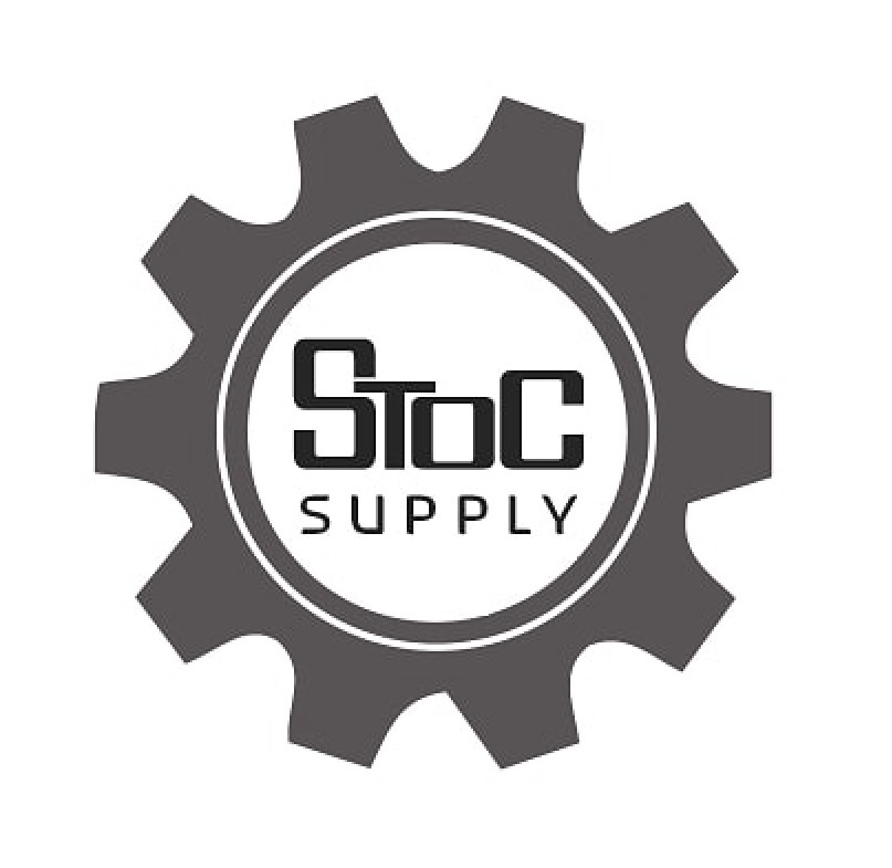 Gear with STOC logo